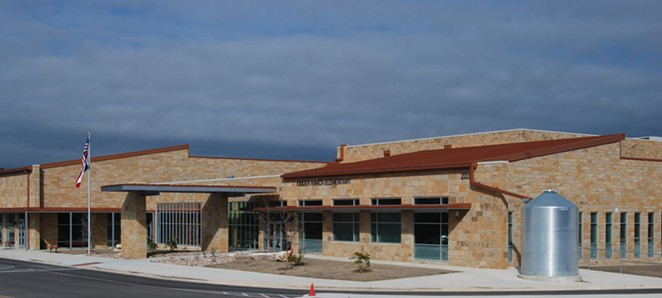 Kinder Ranch Elementary is located in North San Antonio, near the intersection of 281 and Bulverde Road. - FACEBOOK / CISD KINDER RANCH ELEMENTARY