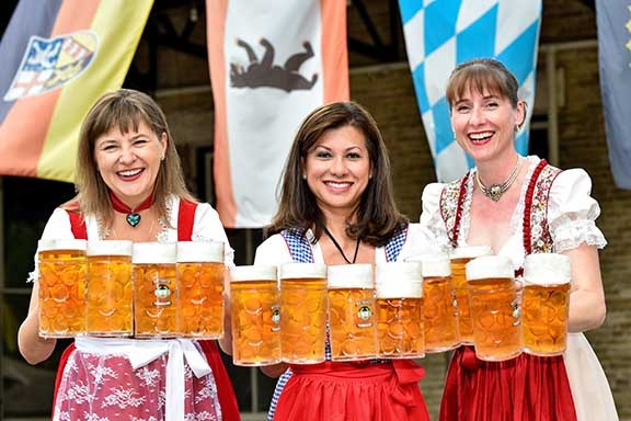 Southtown's Beethoven Männerchor will host Oktoberfest festivities spanning over two weekends. - PHOTO COURTESY BEETHOVEN MÄNNERCHOR