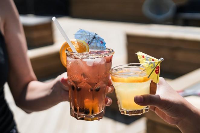 "San Antonio is not one of Texas' most ""sober"" cities. - PEXELS / BURST"