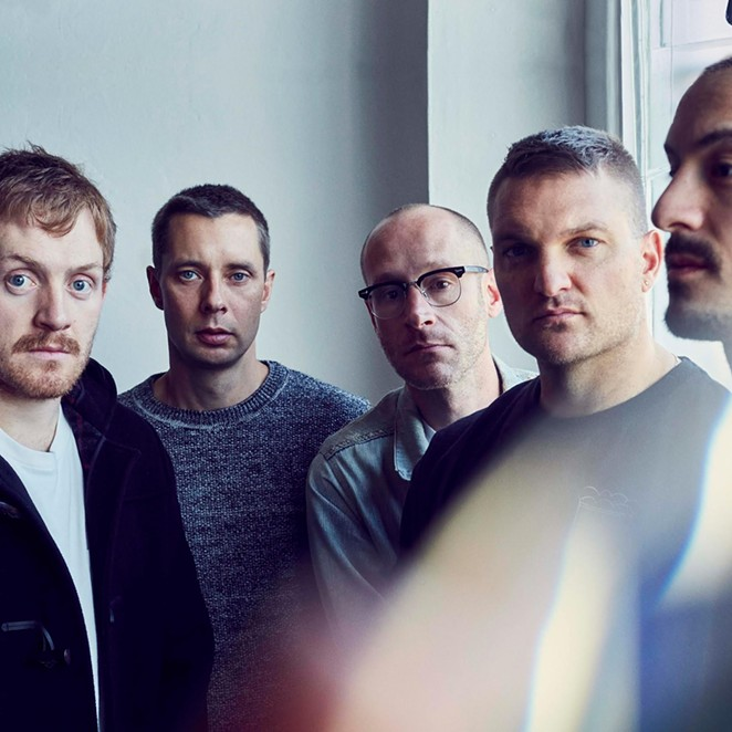 This week, the Cold War Kids, Herbie Hancock and Earth, Wind & Fire are among the live music acts performing in SA this week. - FACEBOOK / COLD WAR KIDS