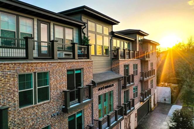 The Avondale in Houston is part of the Highline model by developer Urban Genesis. - COURTESY IMAGE / URBAN GENESIS