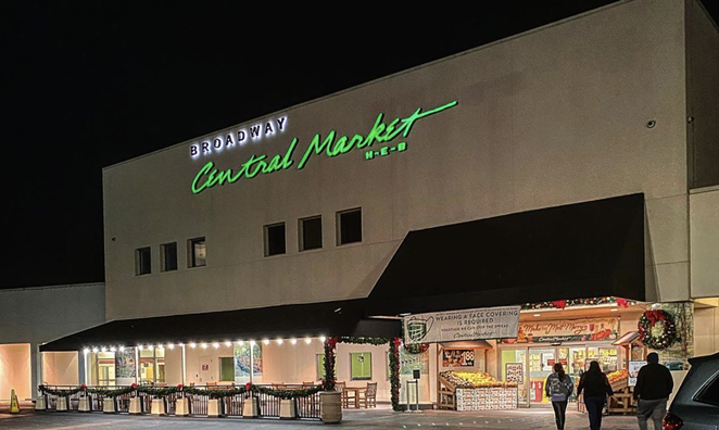 San Antonio's Central Market will highlight Hispanic-owned products during Hispanic Heritage Month. - INSTAGRAM / GODZILLA_BANZAI