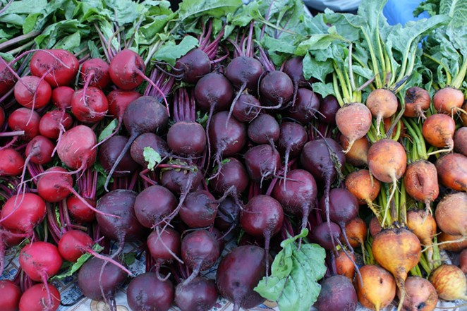 San Antonio is the sixth best city for farmers markets in the United States, according to study. - FLICKR / GEMMA BILLINGS
