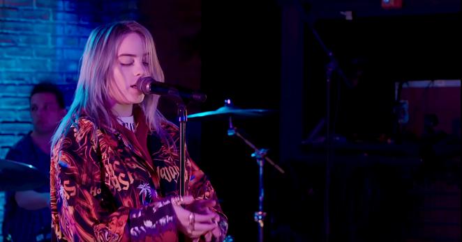Billie Eilish performs on MTV Push in 2019. - CREATIVE COMMONS / MTV INTERNATIONAL