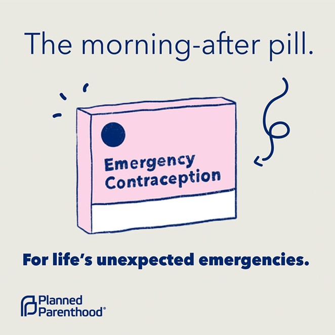 This ad appeared on Planned Parenthood South Texas' Facebook page over the weekend. - FACEBOOK / PLANNED PARENTHOOD SOUTH TEXAS
