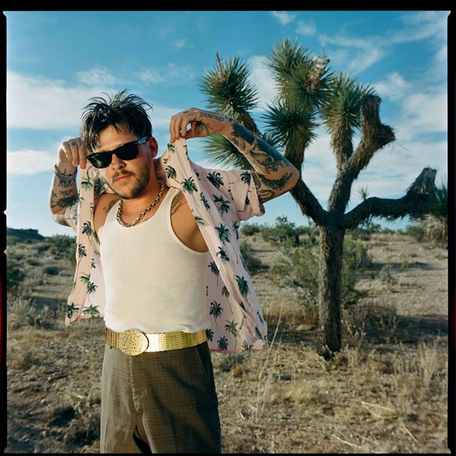 Wavves makes a triumphant return to SA with a Sunday show at the Paper Tiger. - COURTESY PHOTO / WAVVES