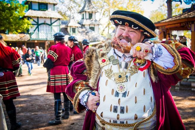 The Texas Renaissance Festival will open Oct. 9. - PHOTO COURTESY TEXAS RENAISSANCE FESTIVAL