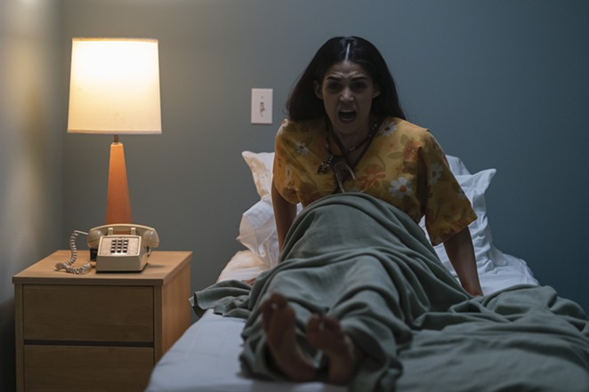 Madres premieres on Amazon Prime October 8 as part of Welcome to the Blumhouse. - AMAZON PRIME