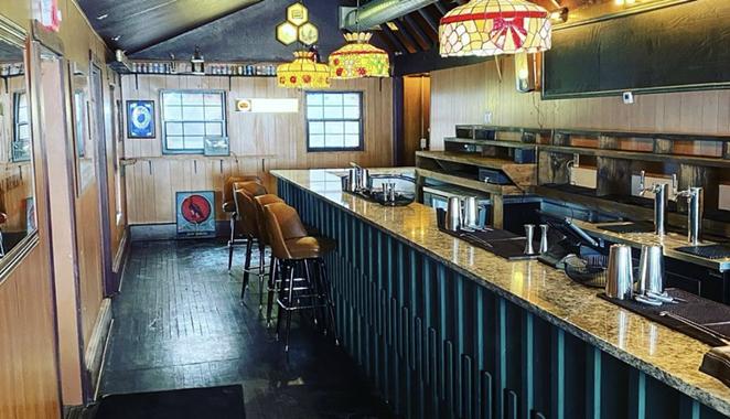 Jeret Peña's Pearl-adjacent Three Star Bar is now open. - INSTAGRAM / DRINK_WHISPERER