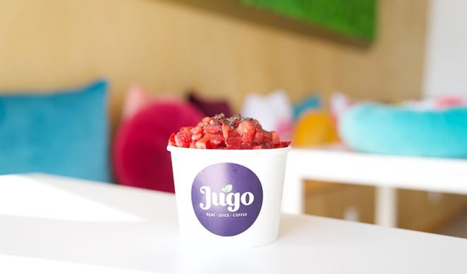 Jugo will soon open a Selma location. - FACEBOOK / JUGO