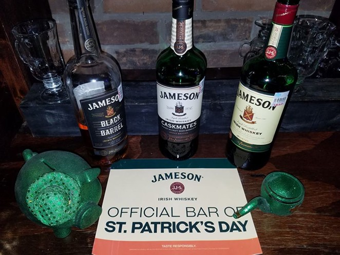 The party is official at McFinnigans. -  FACEBOOK/MCFINNIGAN'S