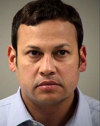 Mark Benavides was first arrested in November 2015 - BCSO