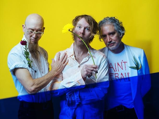 Buttercup, left to right: Odie, Erik Sanden, Joe Reyes. - PHOTO CREDIT: JOSH HUSKIN