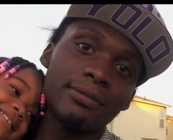 Marquise Jones was shot and killed by an off-duty SAPD officer in 2014 - COURTESY