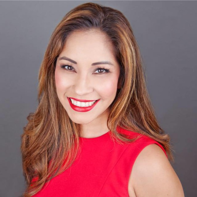 Lupe Moreno, 41, auditioned for the role of adult Selena in San Antonio in 1996. Today, she works in real estate sales. - LUPE MORENO