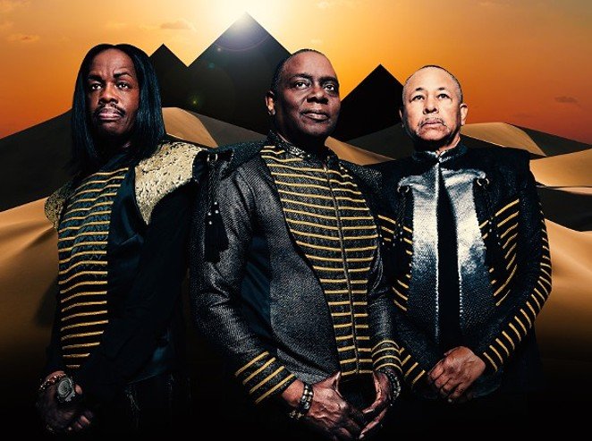 Earth, Wind & Fire, Nile Rodgers team up for tour, Denver concert
