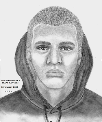 Police are still looking for this man, suspected of several incidents of sexual assault. - SAPD
