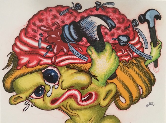 PETER SAUL, LEGAL ABORTION
