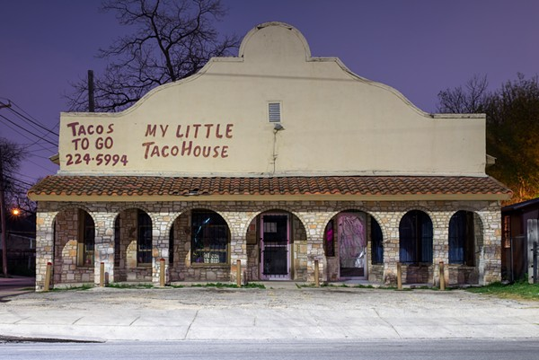 COSBY LINDQUIST, MY LITTLE TACO HOUSE (NIGHT)