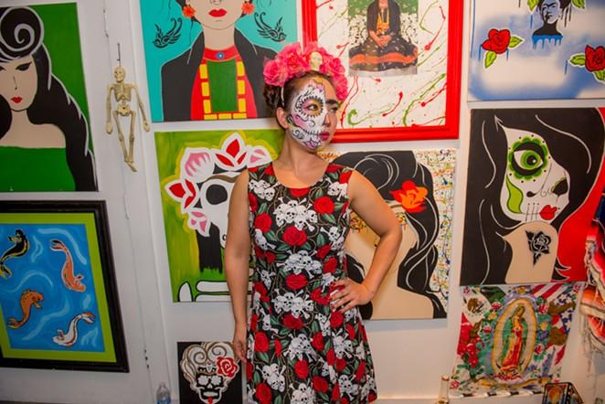 Frida Fest 2016 - PHOTO BY JAIME MONZON