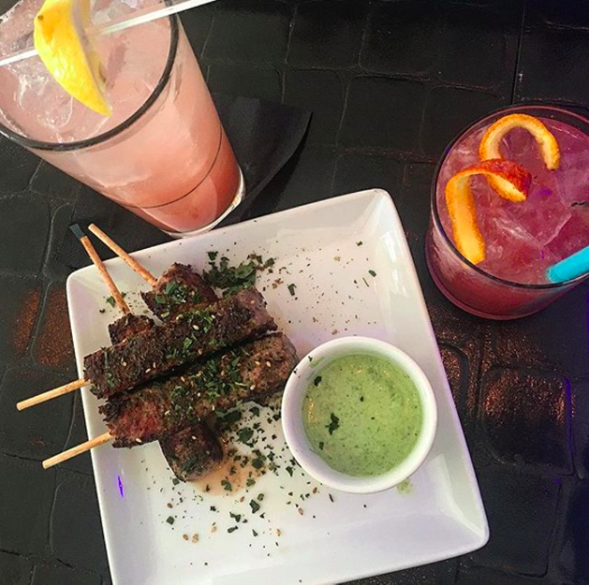A happy hour feast at Feast -  INSTAGRAM/THEBEXARNECESSITIES