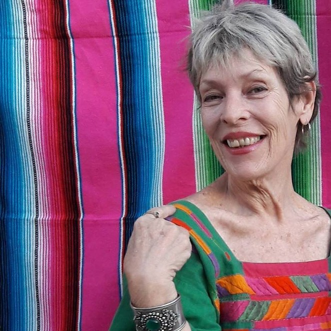 Margaret Moser, 1954-2017 - PHOTO VIA FACEBOOK, TEXPOPSA
