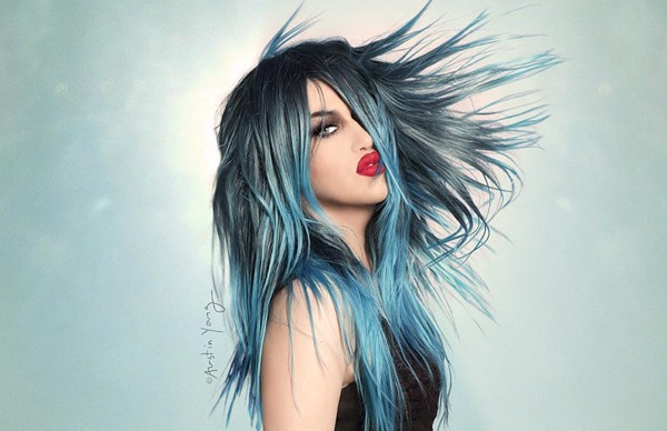 ADORE DELANO PHOTOGRAPHED BY AUSTIN YOUNG
