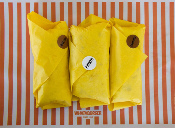PHOTO VIA INSTAGRAM, @WHATABURGER