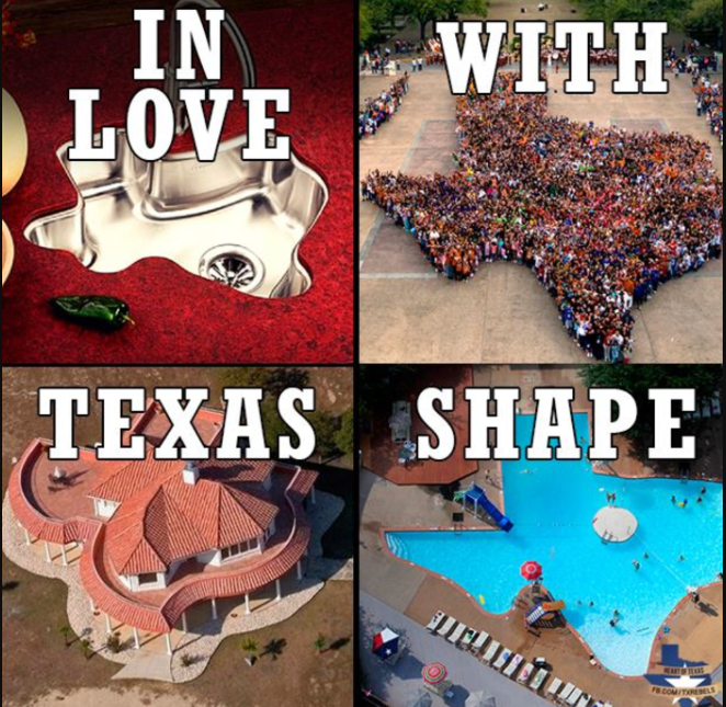 SCREENSHOT VIA FACEBOOK / HEART OF TEXAS (SNAPPED BY CASEY MICHEL)