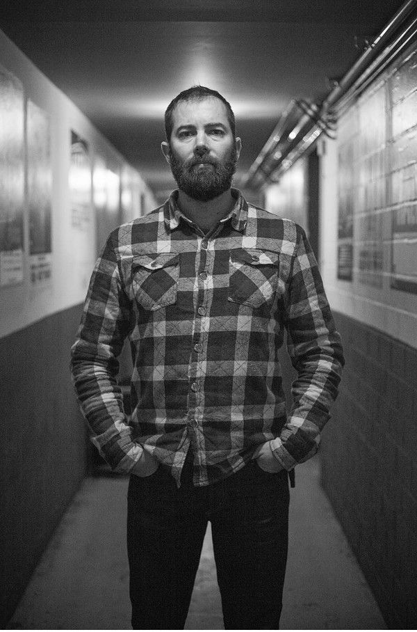 Brian Cook of Russian Circles - PAUL BLAU