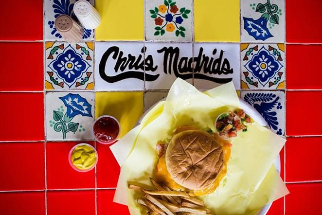 CHRIS MADRID'S/FACEBOOK