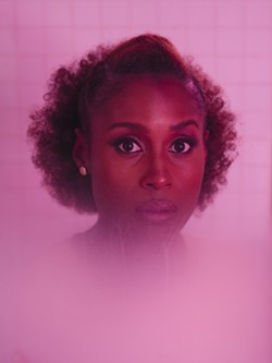 "BRINSON BANKS, ""PORTRAIT OF ISSA RAE"""
