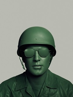 "JOHN KEATLEY, ""UNIFORM"""