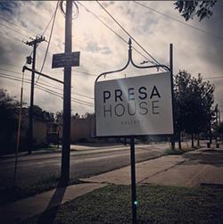 COURTESY OF PRESA HOUSE GALLERY