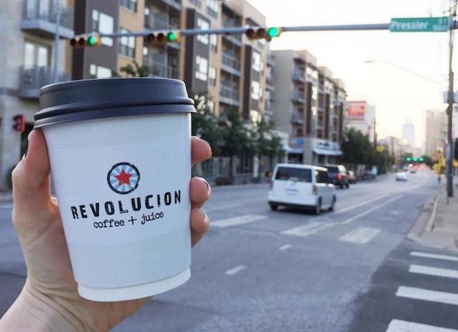FACEBOOK/REVOLUCION COFFEE