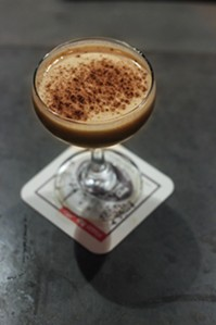 The King Alexander a Brandy Alexander Variation -  INSTAGRAM/@DRINKING.IN.SA