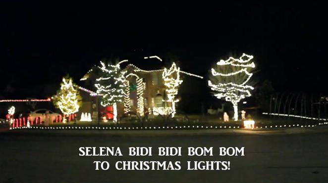HINOJOSA FAMILY LIGHTS - BOERNE, TX / FACEBOOK