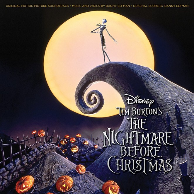 THE NIGHTMARE BEFORE CHRISTMAS / FACEBOOK