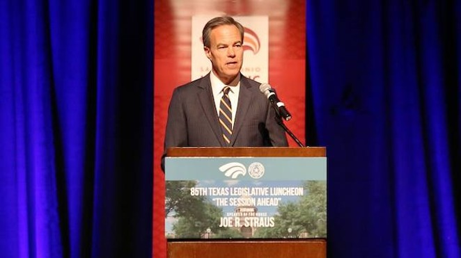 SPEAKER JOE STRAUS/FACEBOOK