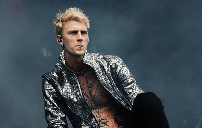 MACHINE GUN KELLY / FACEBOOK