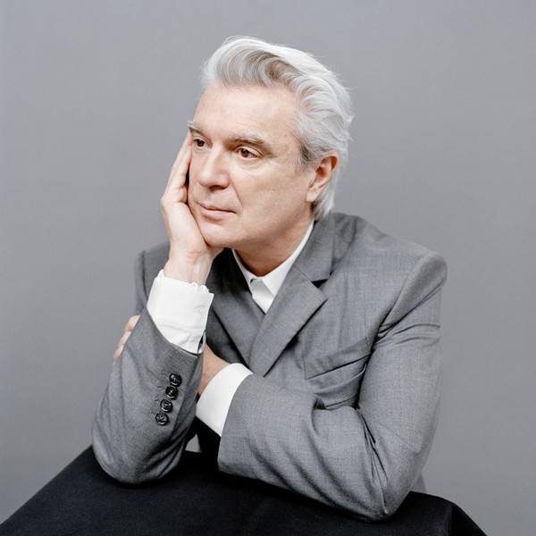 FACEBOOK, DAVID BYRNE