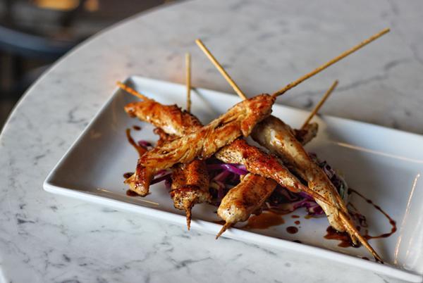 $6 Chicken Spiedies during Happy Hour -  INSTAGRAM/@DRINKING.IN.SA