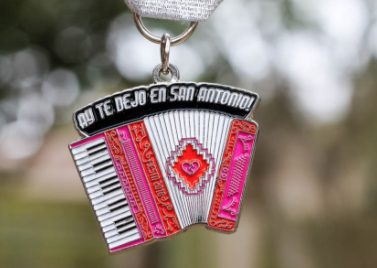 """Ay Te Dejo En San Antonio"" Accordion by Mark Provencio - SA FLAVOR"