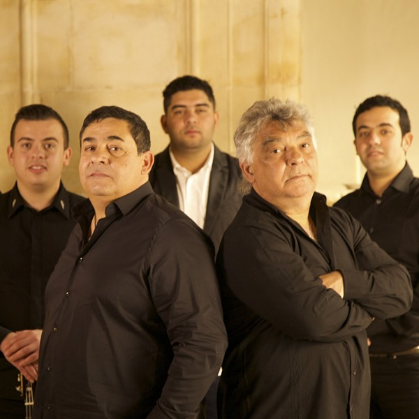 GIPSY KINGS, MARIE CLAIRE MARGOSSIAN FOTOR