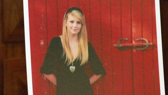 The body of Julie Mott, 25, was stolen from a San Antonio funeral home on August 15, 2015. - COURTESY