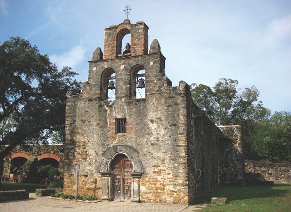 Mission Espada Chapel - TRAVIS WITT