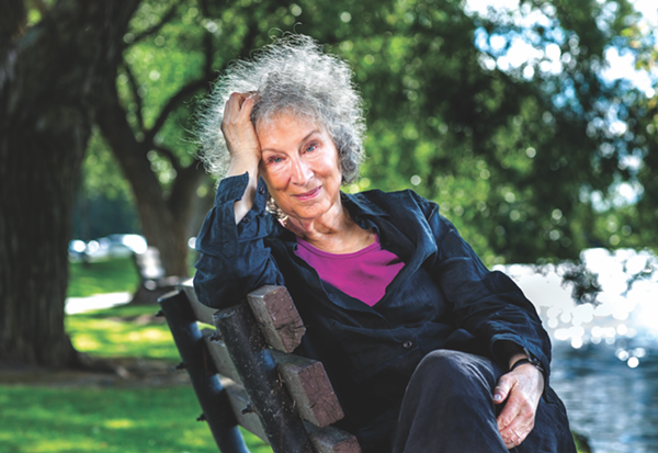Margaret Atwood - LIAM SHARP
