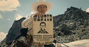 Dark Horse: The Coen Brothers Spin a Series of Unique Western Yarns in <i>The Ballad of Buster Scruggs</i>