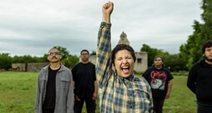 How San Antonio's Politically Charged Band Amygdala's Deal with a Top Metal Label Gives It a Bigger Platform —and New Challenges