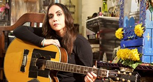 The Calm After the Storm: Back home from LA, Nina Díaz Talks About Making Peace with Girl in a Coma and Songwriting in the Age of COVID-19